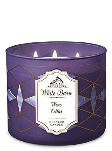 Havens Wine Cellars - Bath and Body Works White Barn Wine Cellar Scented Candle Winter 2018