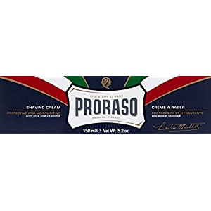 Proraso Shaving Cream, Protective and Moisturizing, 5.2 oz
