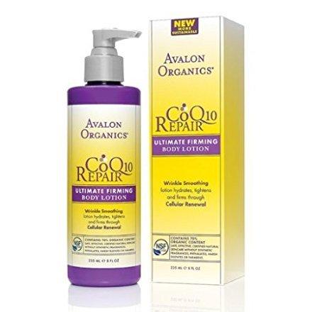 (Avalon Organics: CoQ10 Ultimate Firming Lotion, 8 oz (2 pack))