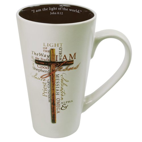 Names of Jesus Cream Mug
