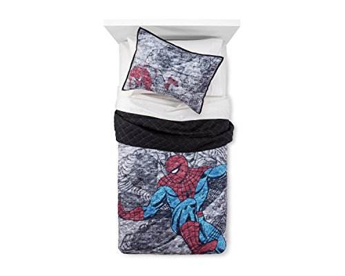 Marvel Spider-Man Hero Quilt Set (Full/Queen)