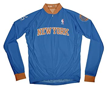 NBA New York Knicks camiseta de manga larga de Ciclismo Jersey - OLP2001, New York