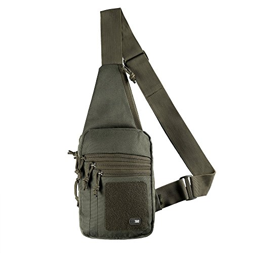 (М-Tac Tactical Bag Shoulder Chest Pack with Sling for Concealed Carry of Handgun)
