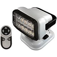 Golight 79014 Portable RadioRay LED Spotlight Wireless Remote White Car Accessories
