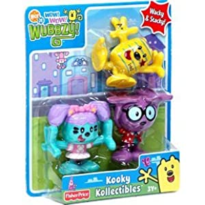 Wow Wow Wubbzy Kooky Kollectibles Assortment by Wow Wow Wubbzy
