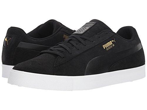 [PUMA(プーマ)] メンズランニングシューズ?スニーカー?靴 Suede G Puma Black/Puma Black 11 (29cm) D - Medium