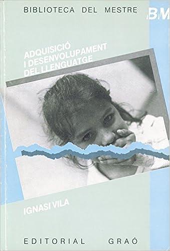 PDF Gratis Adquisició I Desenvolupament Delllenguatge: 009