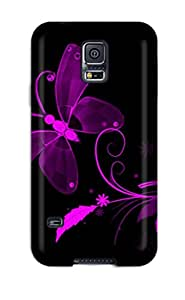 New Arrival Abstract Flowers S For Galaxy S5 Case Cover