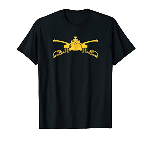 Army Armor Branch Shirt U.S. Military Tanker Insignia - Us Tanker Army