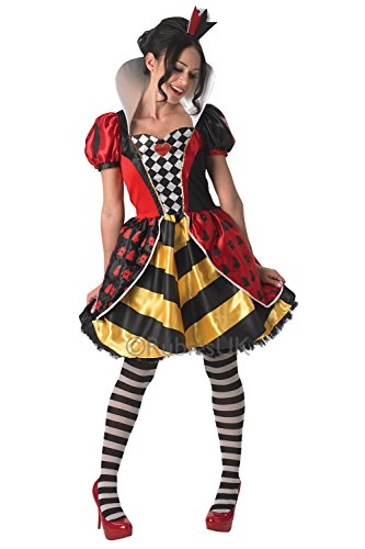 Queen Of Hearts Disney Costume (Disney Queen Of Hearts Womens Costume)