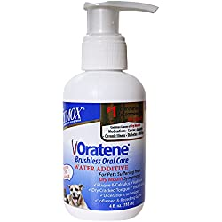 Pet King Brands Zymox Water Additive Oral Solution, 4-Ounce Pump
