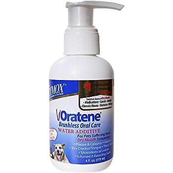 Amazon.com: zymox oratene BIOTENE agua potable aditivo ...