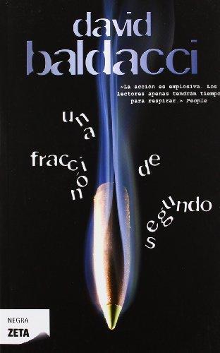 Descargar Libro Una Fraccion De Segundo David Baldacci