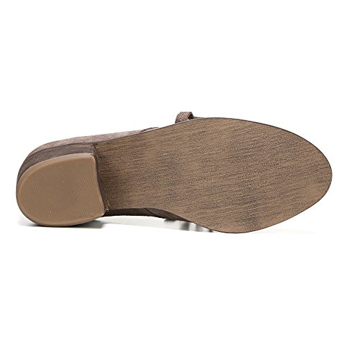 Carlos Santana Ankle by Carlos Bootie Graham Suede Women's Doe 7RqA7wx