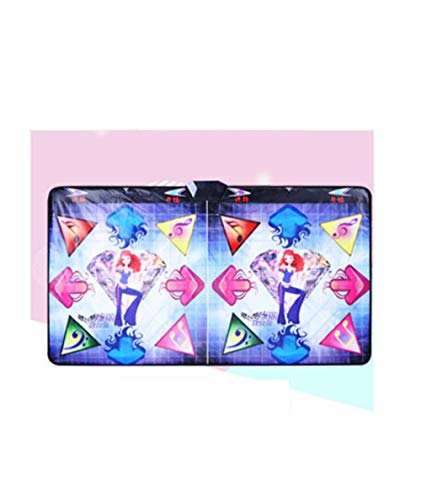 QXMEI Dance Mat Double TV Interface Computer Dual-use Somatosensory Game Console 48.5 cm 34.5 cm 11.5 cm,Color by QXMEI (Image #6)
