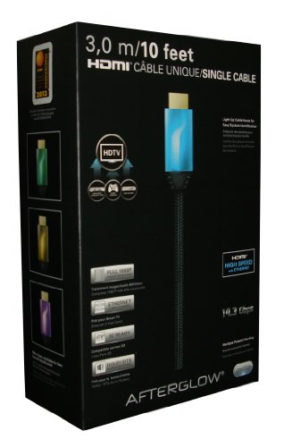 PDP Câble HDMI Afterglow Simple 3m - - Pdp Cables