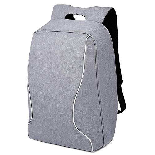 YEXIN Business Laptop Backpack, Travel Laptop Backpack Bag for Womens & Mens, Durable Anti-Theft Water Resistant Collage School Daypack 17.3 Inch Computer Rucksack (Color : Gray) from YEXIN