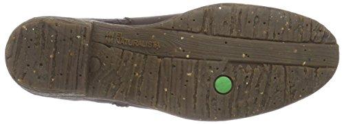 marrón botas Naturalista mujer El marrón cuero de QUERA NC55 FPWxBS