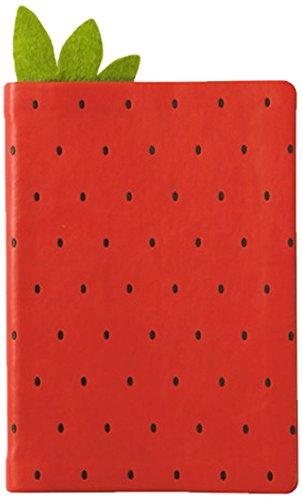 Juicy Notebook Strawberry Alfred Ku product image
