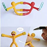 MagMen All in one Fun Flexible Magnetic Men 10