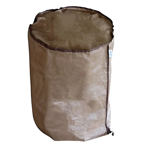 - Abba Patio Kettle Grill Cover, 22-Inch BBQ Cover, Brown