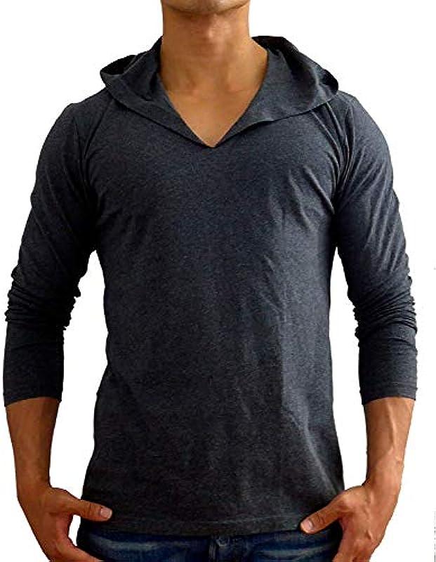 Casual męski sweter bluza z długim rękawem bluza z kapturem modny normalny lakier prosty styl bluza z kapturem sweter z kapturem: Odzież