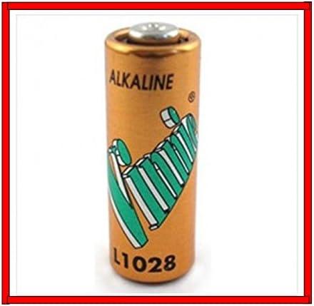 Vinnic - Pila cilíndrica alcalina 23A / MN21 (12 V, L1028)
