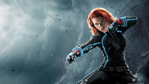 (Scarlett Johansson Poster 12