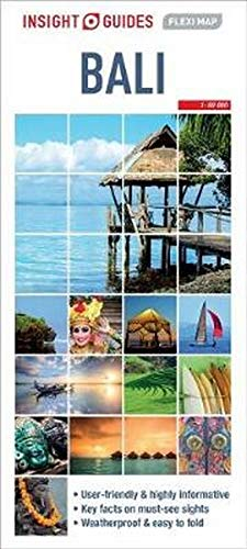 Insight Guides Flexi Map Bali