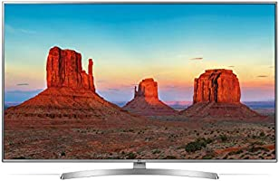 "LG Serie UK6550PUB Televisor Inteligente LED 50"" y 55"", 2 USB, 4 HDMI, Wi-Fi, Bluetooth"