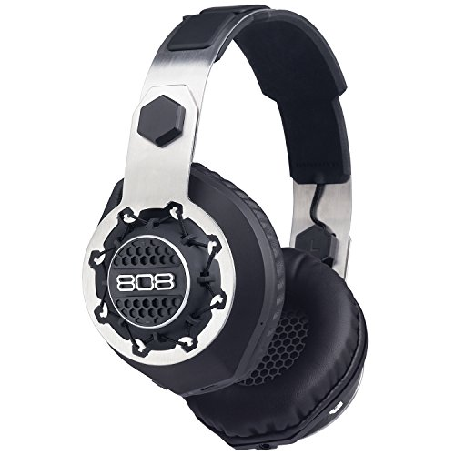 808 PERFORMER BT - Wireless + Wired Over-Ear Headphones - Black