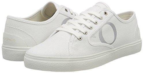 Marc 100 Blanco Para white 80314553504600 Zapatillas O'polo Mujer Sneaker FWpFq1r