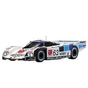 Kyosho ASC MR-02LM | RC CAR PARTS | Porsche 962 C LH No.63 MZX322NT ( Japanese Import ) (japan import)