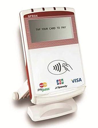 Amazon.com: QProx NFC Lector de Transacciones de Tarjeta ...