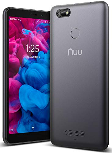 NUU Mobile A5L Unlocked 4G LTE Cell Phone - 5.5