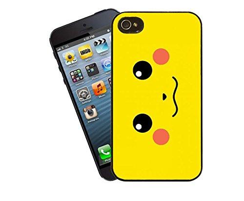 Pikachu - Pokemon iPhone Case - dieses Cover passt Apple Modell 5 und 5 s - von Eclipse-Geschenk-Ideen