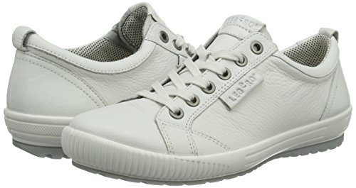Zapatillas Para Tanaro weiss Legero 50 Mujer Blanco TxfPCCwq