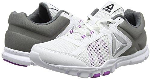 Blanches Chaussures Pour Fitness 0 Crossfit Violet De Vicieux blanc tr Alliage Reebok 2 Femmes Speed vqUdnZ