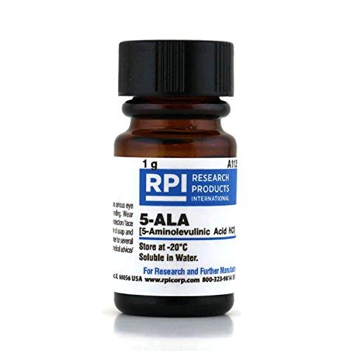 5-Aminolevulinic Acid Hydrochloride [5-ALA], 1 Gram by RPI