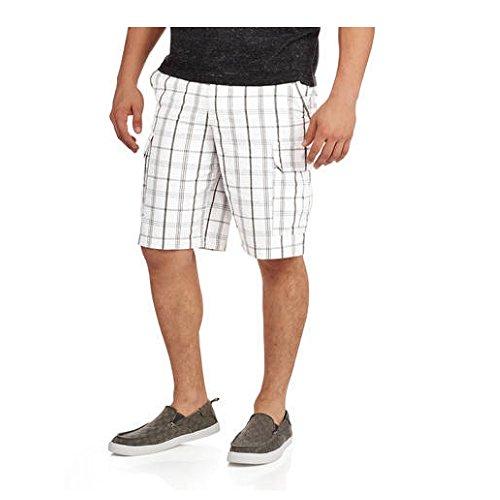 Faded Glory Cargo Khaki Shorts product image