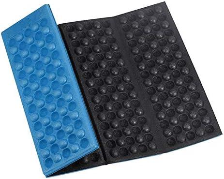Foldable Seat Cushion Foam Mat Camping Waterproof Chair Pad Blue