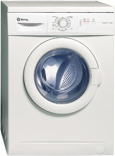 Balay 3TS959A Independiente Carga frontal 5kg 1000RPM A Blanco ...
