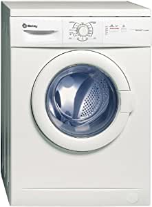 Balay 3TS959A Independiente Carga frontal 5kg 1000RPM A Color blanco - Lavadora (Independiente, Carga frontal, A, A, C, Color blanco)