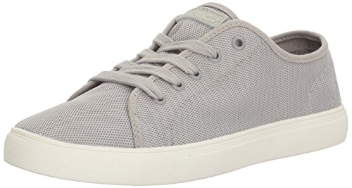 Nautica Women's Ladar Fashion Sneaker, Grey Mesh, 8 M US