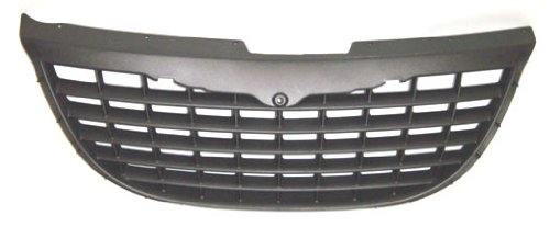 Partslink Number CH1200237 OE Replacement Chrysler Voyager Grille Assembly Unknown