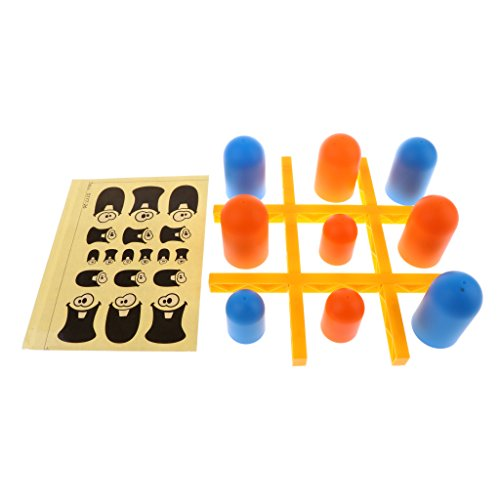 Fenteer 子供/赤ちゃんの知的賭博ボードゲーム行の子供のおもちゃの贈り物3