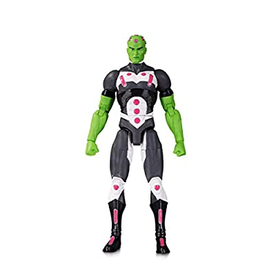 DC Essentials: Brainiac Action Figure: Toys & Games