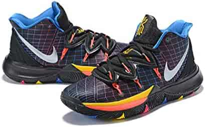 57fc86d4f5 lingfeng Mens Basketball Shoes Kyrie 5 Taco PE Spider-Man Boots Contrast  Color