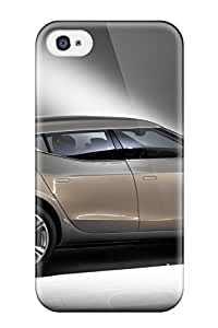 Iphone 4/4s Hard Back With Bumper Silicone Gel Tpu Case Cover Vehicles Car