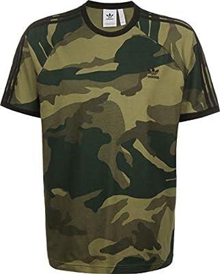 adidas t shirt uomo camouflage